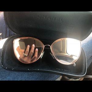Chanel Sunglasses Cat eye